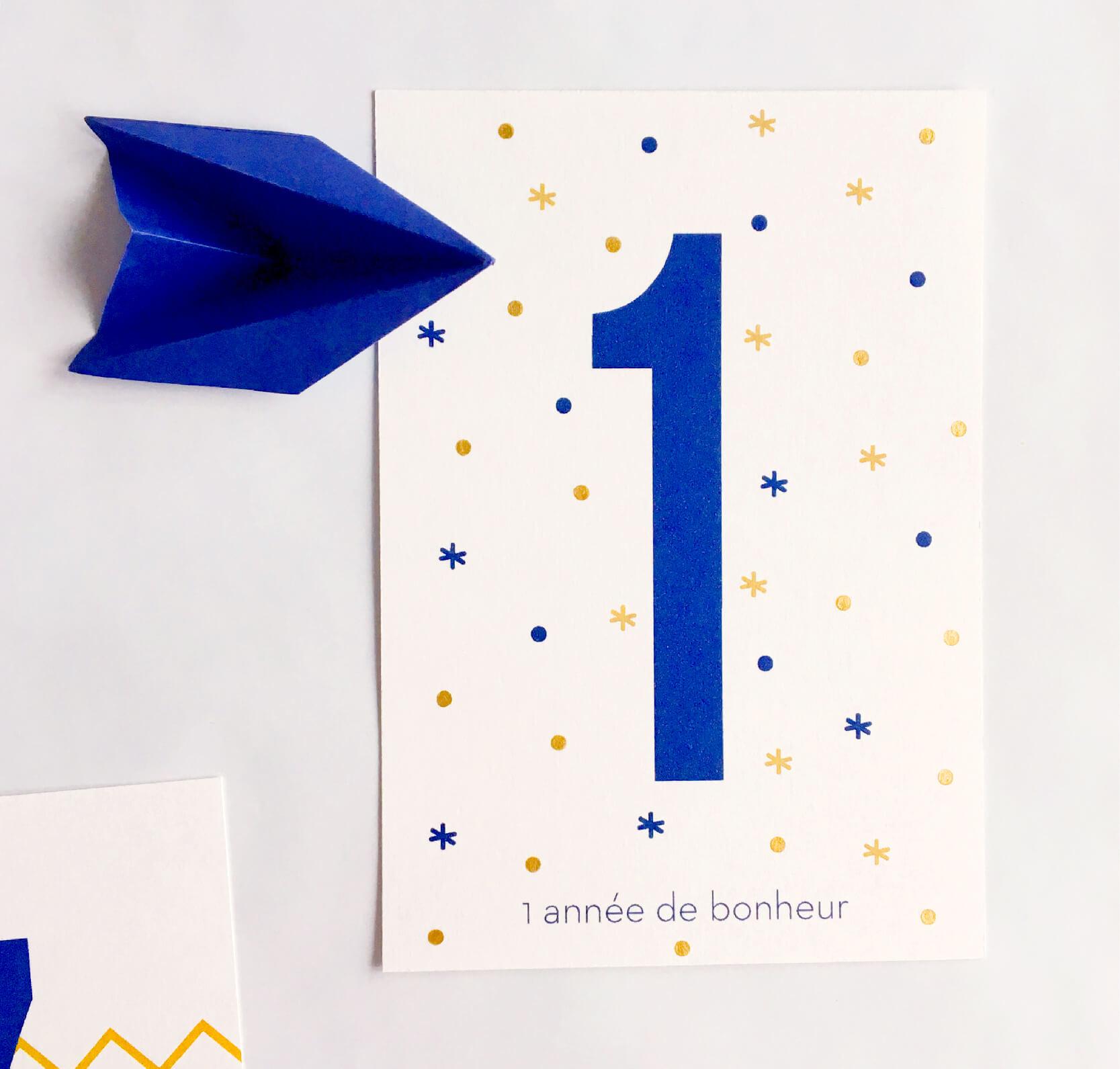 The helloday 3 id es de cartes de voeux pour 2017 for Chiffre 7 porte bonheur