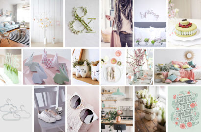 Moodboard - Spring Dream