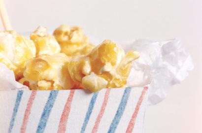 DIY Box pop-corn