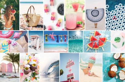 Moodboard - Summer Time