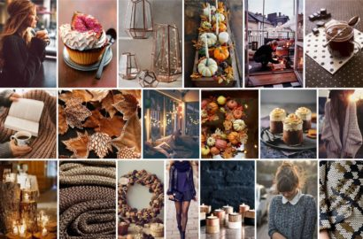 Moodboard - Hello Autumn