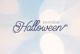 DIY Halloween en poésie