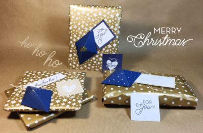 DIY - Étiquettes de Noël