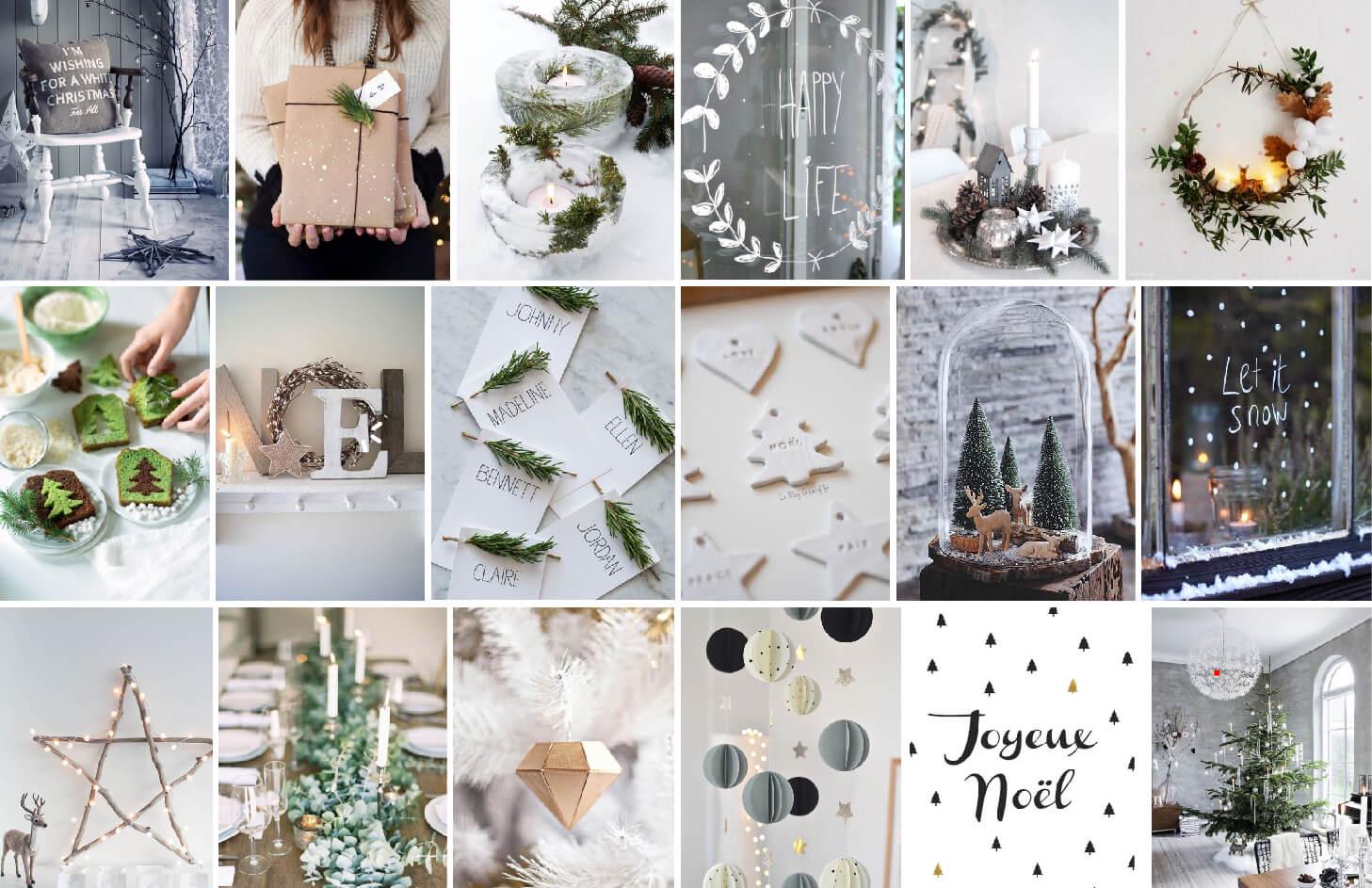 18 Idées Déco de Noël