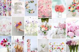 Moodboard - Flowers