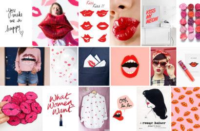 Moodboard - Kiss me