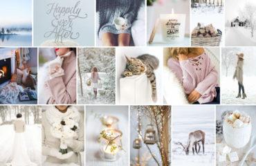 Moodboard - Romantic winter