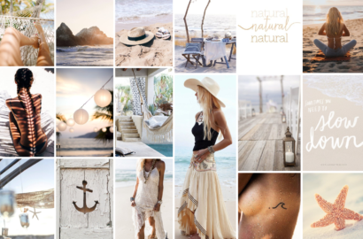 Moodboard - Welcome to the Beach