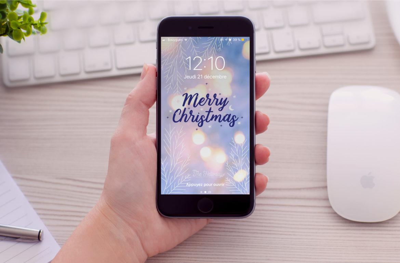Fondd'écran de Noël #2 - couverture