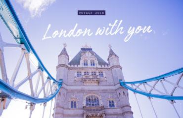 Un long week-end à Londres